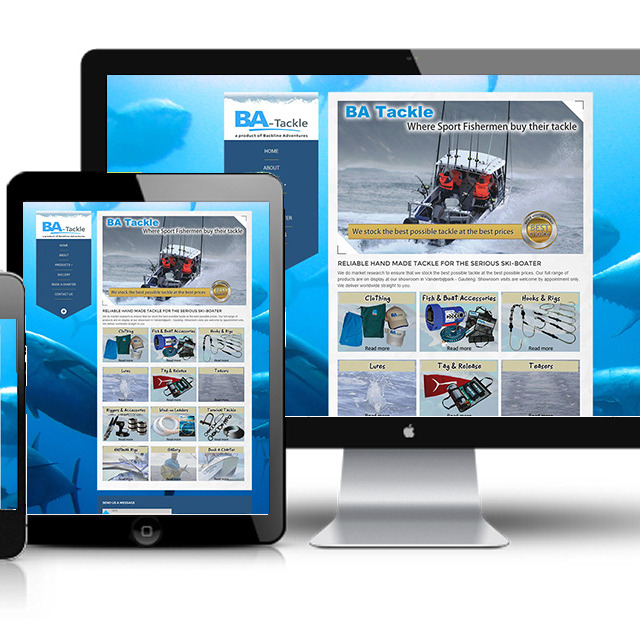 BA Tackle | Online Sport Fishing Tackle Store