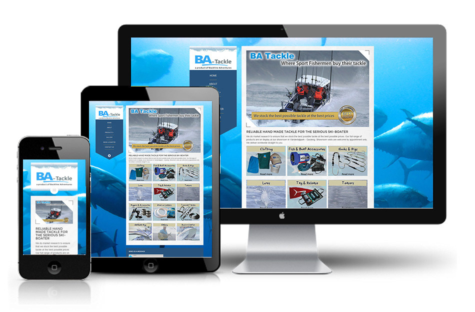 Ba tackle online sport fishing tackle store for Online fishing store