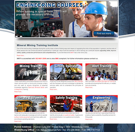Mineral Mining Training Institute