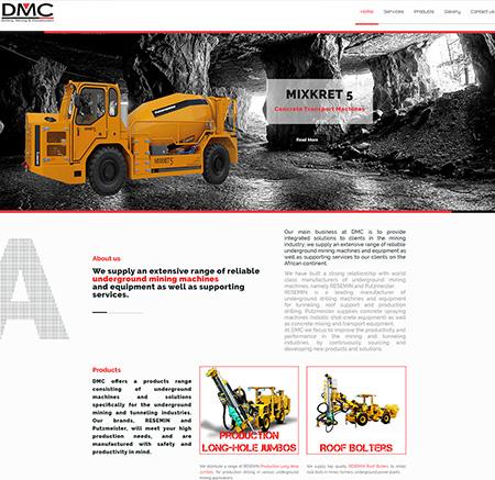 Underground Mining Machines