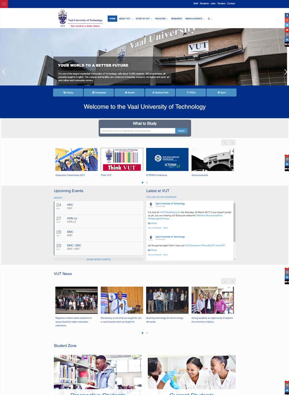 vaal-university-of-technology