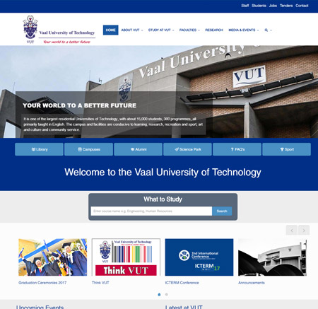 Vaal University of Technology