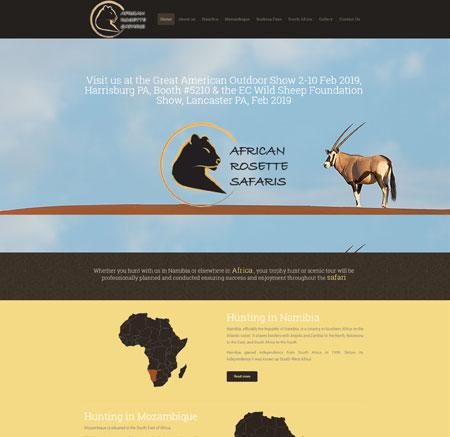African Rosette Safaris