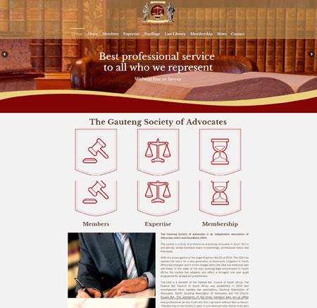 Gauteng Society of Advocates