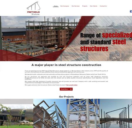 Pretorius Structures