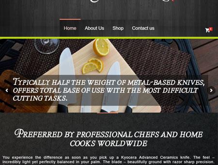 Ultimate Ceramic Knives